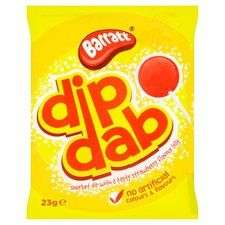 Sherbert Dip Dabs reduced to 7p each in Wilkinsons (Syston store in Leicestershire)
