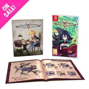 Labyrinth of Refrain Coven of Dusk - Nintendo Switch Standard Edition - £20.99 @ NISA Europe