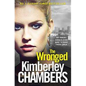 Bestsellers : Kimberley Chambers Kindle Books ( 5 books)  on sale only  99P each Kindle Edition @ Amazon