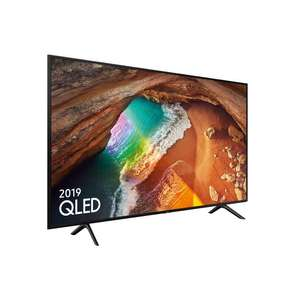 Samsung QE65Q60R 65 inch 4K Ultra HD HDR Smart QLED TV with Apple TV app with 6 year warranty £1044 @ RicherSounds