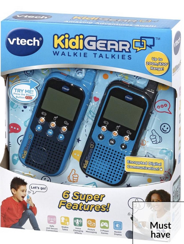 Vtech KidiGear Walkie Talkies at Very for £26.24