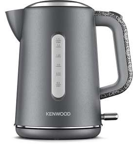 Kenwood Abbey Collection Kettle (2019) 3kW - Slate for £18.72 (Prime) / £23.21 (Non Prime) delivered @ Amazon
