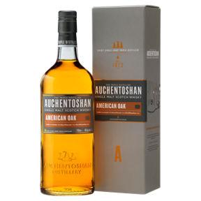 Auchentoshan Single Malt Scotch Whisky American Oak 70cl £20 at Asda