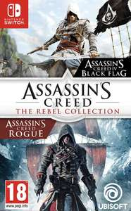 Assassin's creed:The Rebel Collection (switch) £29.99 @ Smyths Toys