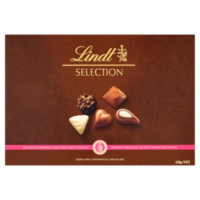 428g Lindt Selection £9 at Asda