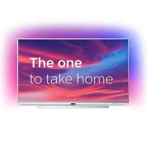 """Philips 43PUS7304/12 43"""" 4K Ultra HD Android Smart TV w/Ambilight 3-sided & HDR10+ / Alexa (2019/2020 Model) for £429 delivered @ Amazon"""