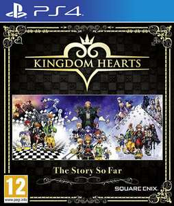Kingdom Hearts: The Story So Far / Kingdom Hearts III (PS4) £13.56 EACH with code @ Thegamecollection ebay outlet