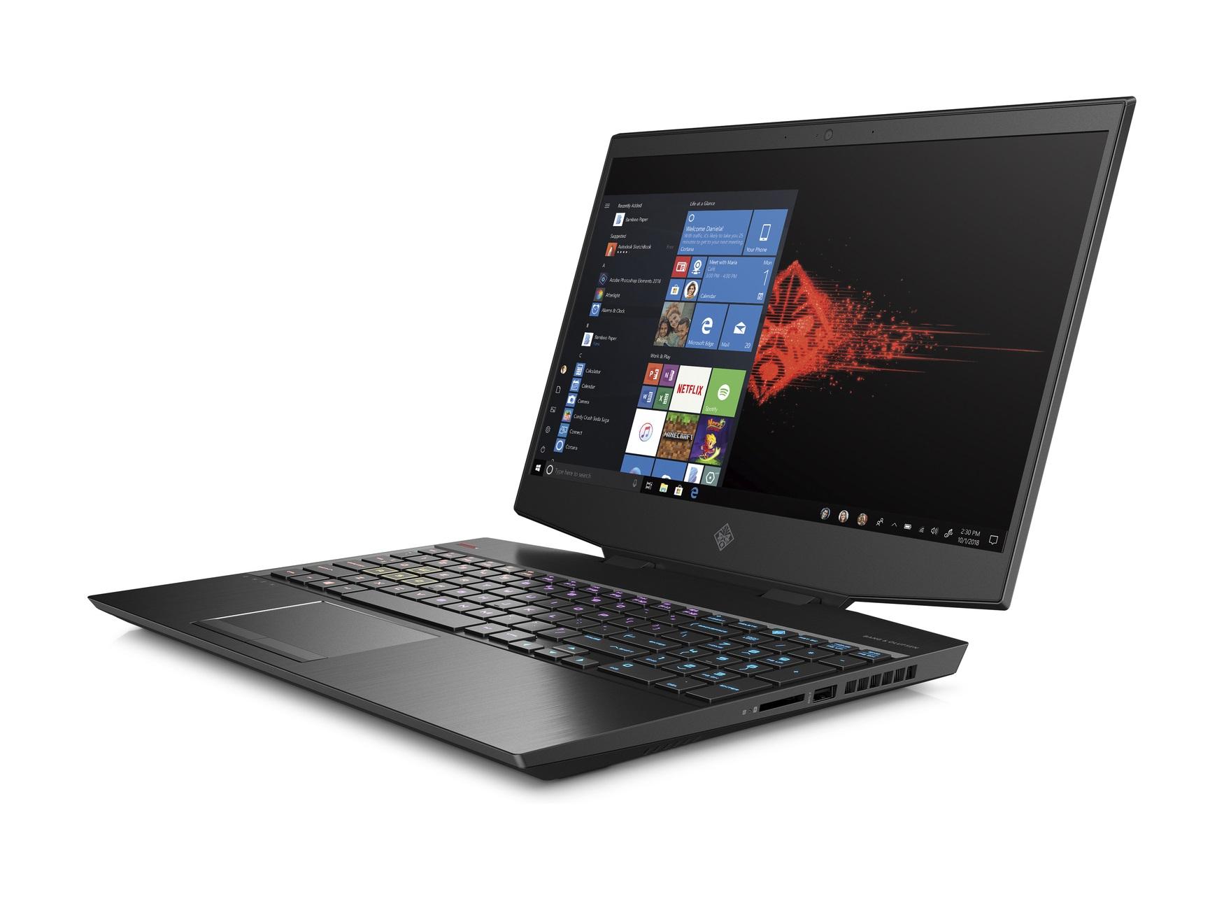OMEN by HP 15-dh0007na Gaming Laptop, i7 9750H, RTX 2070, 240hz, 1TB SSD, 16GB RAM £1,529.10 HP Shop