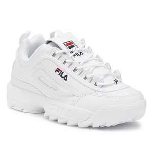 20% off All Full Priced Fila Products with voucher Code @ Tower London