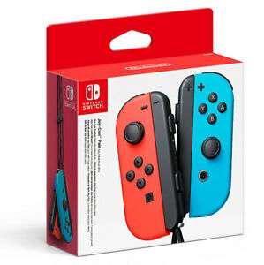 Joy-Con Nintendo Switch - With Code at Ebay: The Game Collection - £52.76