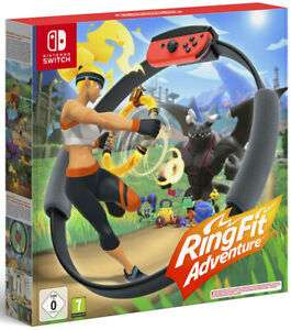 Ring Fit Adventure [Nintendo Switch] - The Game Collection eBay - £51.96