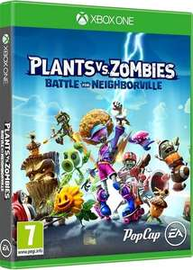 Plants v Zombies Battle for Neighborville Xbox One/PS4 £24.76 Pre Order @ GameCollection EBay