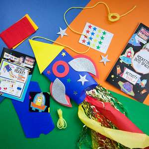 Free Craft box on Your First order with Voucher Code @ Mister Maker