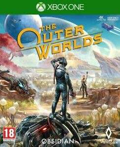 The Outer Worlds XBOX ONE (Pre-order) - £35.96 with code @ thegamecollectionoutlet ebay