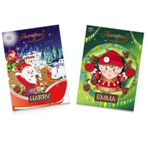 Thornton's advent calendars £16 - Free after cashback via TopCashBack (New customers only)