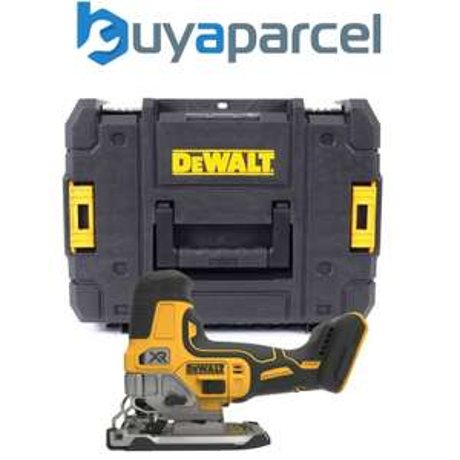 DeWalt DCS335N 18v XR Cordless Brushless Body Grip Jigsaw Bare Unit & TSTAK Case £175.99 @ Ebay buyaparcel