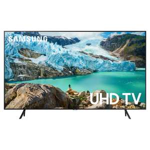 Samsung UE70RU7020 70'' HDR 4K Smart TV with Apple TV £774 with code @ Hughes Direct eBay