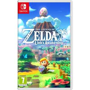 The Legend of Zelda: Link's Awakening - Nintendo Swich £37.56 The Game Collection Outlet Ebay