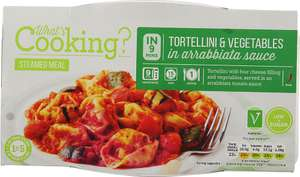 """""""What's Cooking?"""" Steamed Meals 89p @ Lidl Belfast"""