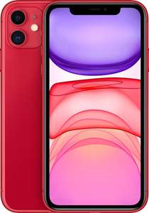 Apple iPhone 11 128gb Refurbished Red/Purple/White £639 at Mobile Phones Direct
