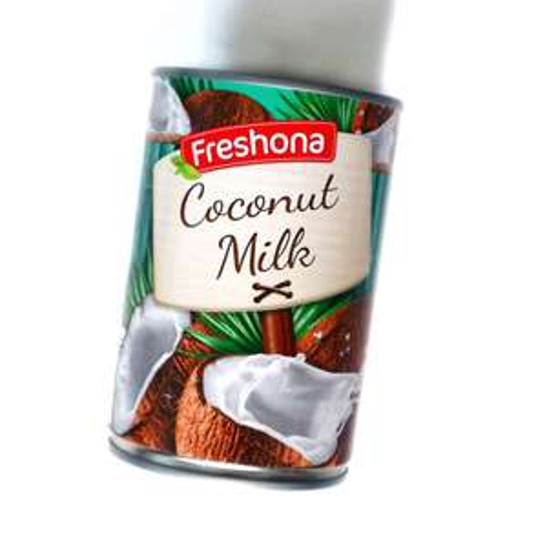 Freshona coconut milk/light LIDL 59p