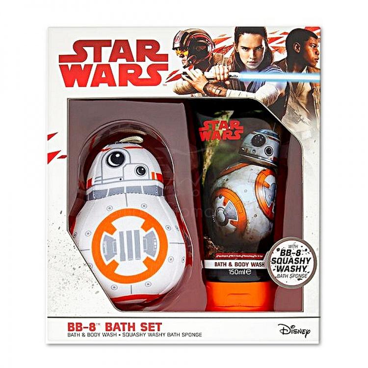 Star Wars BB-8 Bath & Body Set (Bath & Body Wash 150ml & Squashy Washy Bath Sponge), £1 @ OneBelow (Argyle Street, Glasgow)