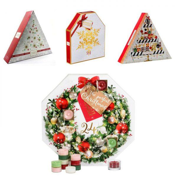 Yankee Candle Festive Advent Calendar £15 @ Yankee Bundles