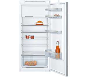 NEFF KI2422S30G Integrated Tall Fridge for £60 delivered @ Currys