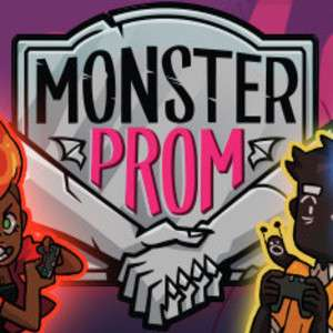 Monster Prom £4.64 on Steam discount offer