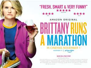 Free Cinema Tickets : Brittany Runs a Marathon by Seeitfirst for 20 or 22 October 2019