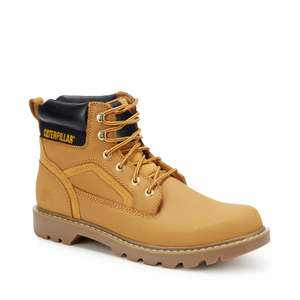 Men's Caterpillar - Beige Leather 'Shift' Boots, £58.50 delivered at Debenhams (more in OP)