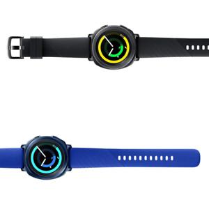 Samsung Gear Sport Smartwatch - Black, Blue, refurbished £62.40 from Stockmustgo eBay