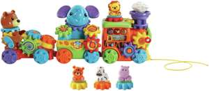 Vtech Gearzooz  Gear Up & Go Train £9.99 @ Home Bargains – Portishead discount offer