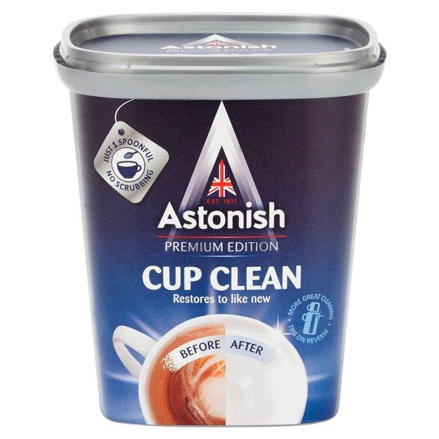 Astonish Cup Clean Premium 99p at Aldi Hounslow