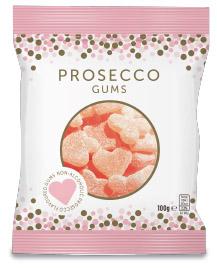 Martin Rosier Prosecco Sweets, 100g, 20p Instore at Asda, Cockhedge, Warrington