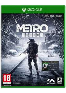 Metro Exodus (Xbox One) for £18.85 Delivered @ Base
