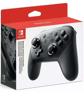 Nintendo Switch Pro Controller £48.76 with code @ The Game Collection via eBay