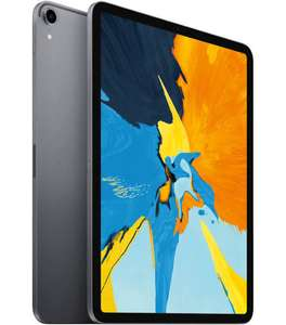 """Apple iPad Pro (2018) 11"""" A12X 64GB Wifi - Space Gray (with 1 year official Apple Warranty) £556.69  eGlobal Central"""