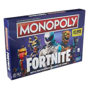 Fort Monopoly discount offer