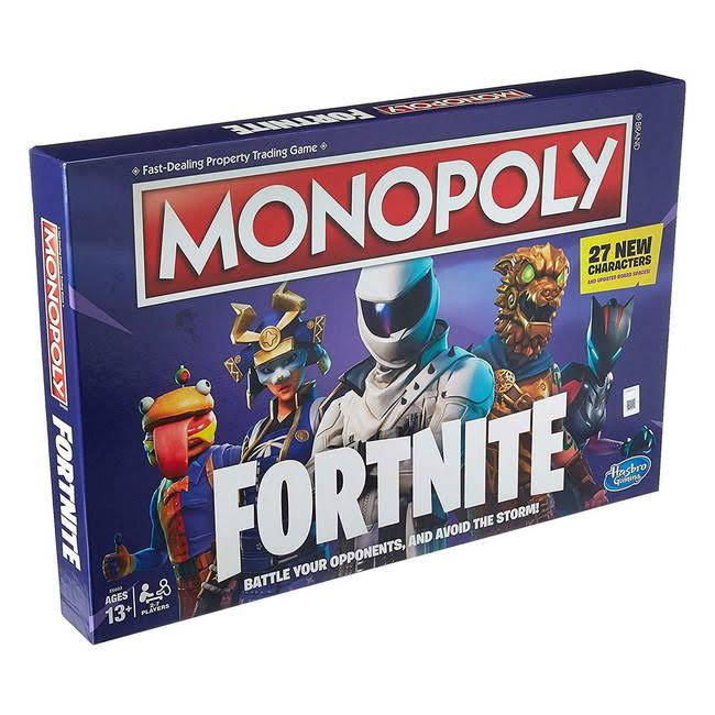 Fortnite Monopoly 2019 Ed £19.99 @ Home Bargains Waterloo Liverpool