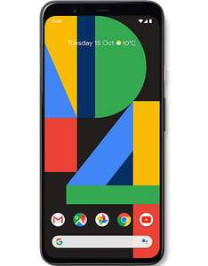 Google PIXEL 4 XL £40 a month 60gb data unlimited minutes/texts £150 upfront FREE chromebook at mobiles.co.uk