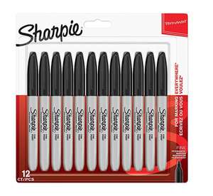 12 pack sharpies £4.99 Home bargains ST johns Liverpool discount offer