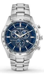 Citizen Eco Drive Brycen Men's Chronograph Watch AT2410-52L £124.99 at Argos