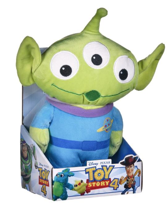 Toy Story 4 Alien 12 Inch Plush £10 @ Tesco Plymouth