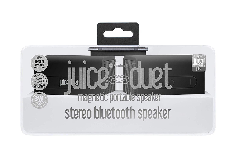 Juice duet magnetic portable stereo speaker - £15 instore at tesco burnley