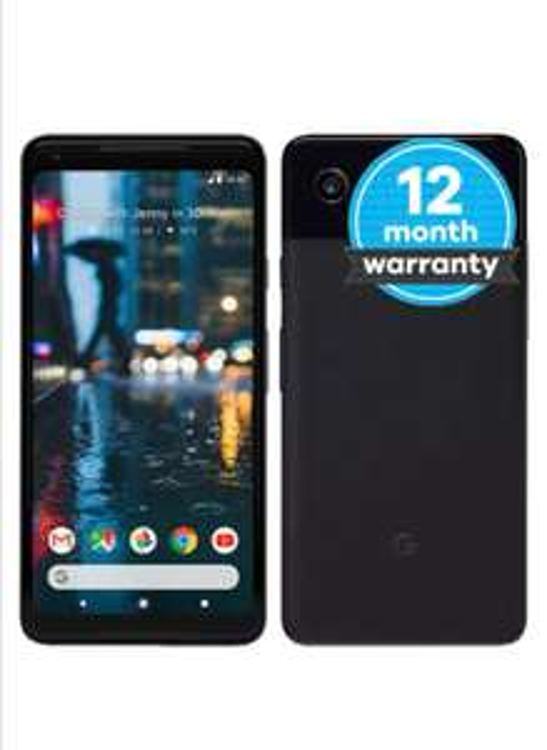 Google Pixel 2XL 64GB Refurbished Good Condition Smartphone £160 @ Music Magpie Ebay