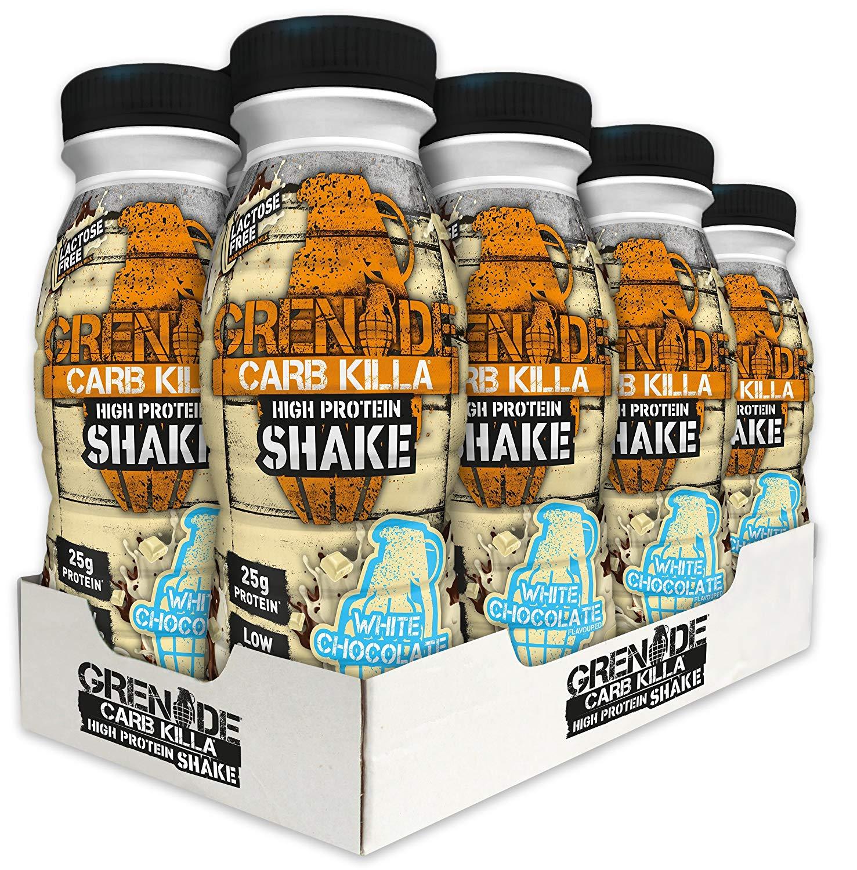 Grenade Carb Killa Protein Shake 8 x 330ml £9.49 @ Costco