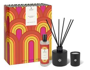 Crabtree & Evelyn Psychedelic Scents Home Fragrance Set  £24.83 delivered @ Amazon