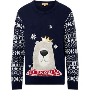 Christmas Jumpers £2 & other items at House of Fraser (£2 plus £4.99 C&C, receive a £10 gift voucher)