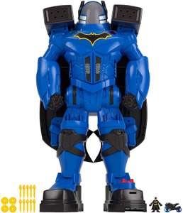 Imaginext FGF37 Bat Bot Xtreme 2 ft Tall Batman Toy Figure with Voice Changer, Lights and Dart Launcher £67.50 @ Amazon